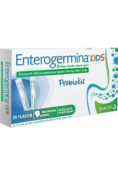 Enterogermina Kids 5ml 20 Flakon