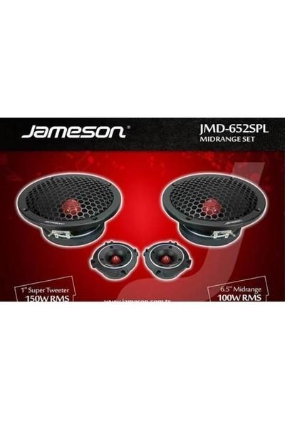 Jameson Jmd-652Spl Midrange 16 Cm 2Li Takım