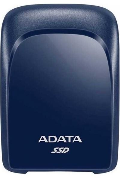 Adata SC680 480GB 515MB-440MB/s USB 3.2 Taşınabilir SSD ASC680-480GU32G2-CBL