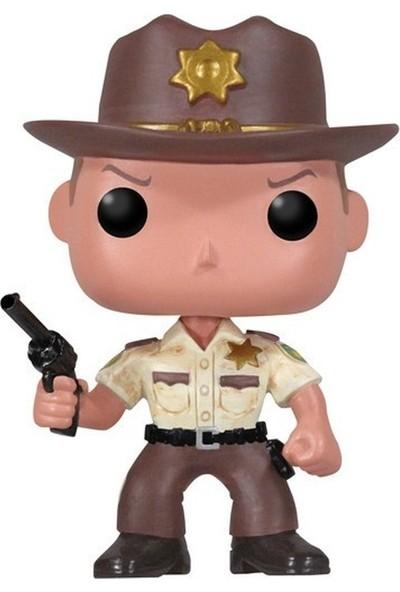 Funko Pop Walking Dead Rick Grimes