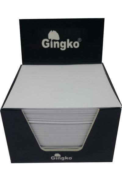 Gingko Küp Beyaz Not Kağıdı