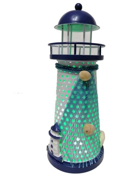 Hızlı Shopping Dekoratif Işıklı Deniz Feneri