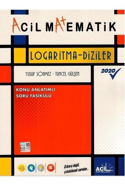 Acil Yayınları TYT Acil Matematik Logaritma Diziler