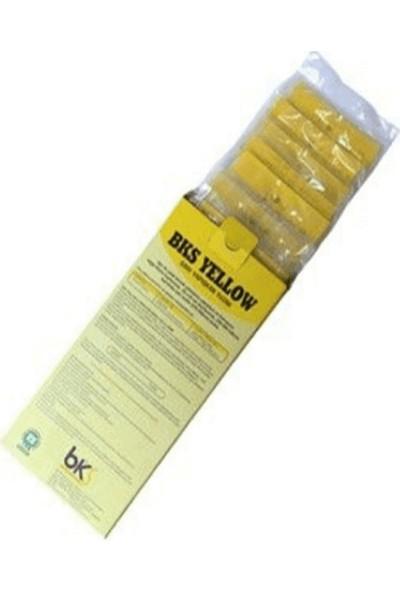 BKS Sarı Yapışkan Tuzak 25 x 10 cm Beyaz 10'lu