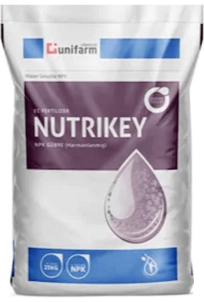 Unifarm Nutrikey 17 - 7 - 21 Enzimli Gübre 25 kg