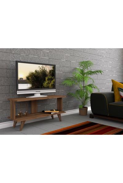 Cantek Light Tv Ünitesi Ceviz