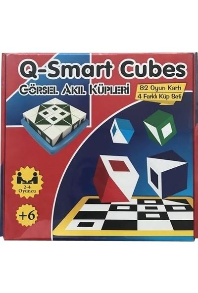 Elif İş Eğitimi Q Smart Renkli Küpler, Q-Bitz, Sihirli Küpler, Qbitz,