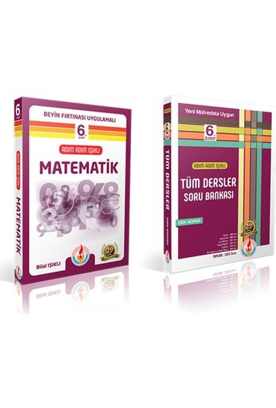 Işıklı Yayıncılık 6. Sınıf Tüm Dersler ve Matematik