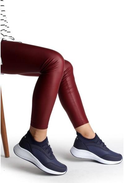 Moda Taraz Kadın Spor Ayakkabı A281 Episod Lacivert Spor