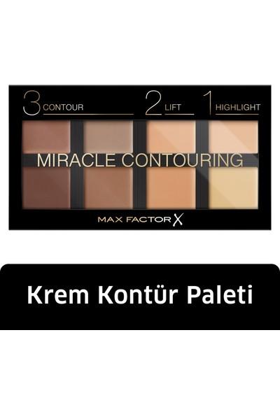Max Factor Miracle Contouring Kontür Paleti Universal