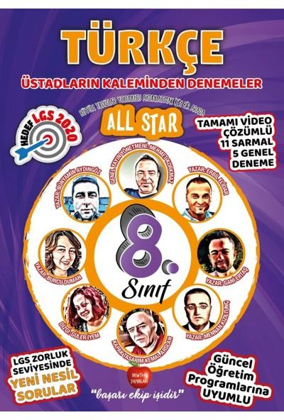 Newton Yayınları 8.s Snıf Üstatların Kaleminden All Star Türkçe Denemeler