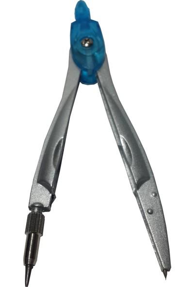 Gingko Metal Pergel - 24 Adet