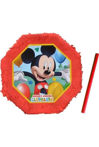 Datapos Mickey Mouse Pinyata + Sopa Hediye