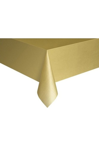 Datapos Gold Plastik Masa Örtüsü 120X180 cm