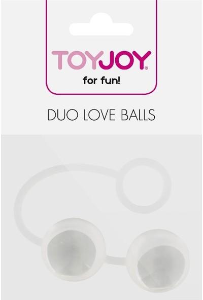 Toyjoy 2'li Anal ve Vajinal Zevk Topları