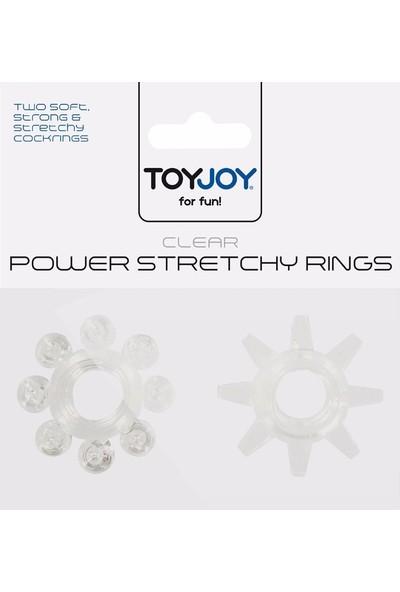 Toyjoy Toy Joy 2'li Penis Halkası Seti