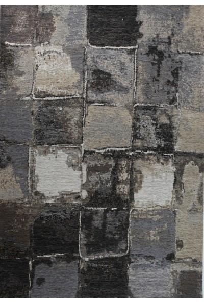 Fendy Halı Modern Dekoratif 108731 2 Gri 200 x 290 cm