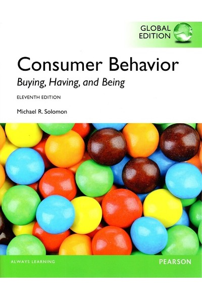 Consumer Behavior Buying, Having And Being