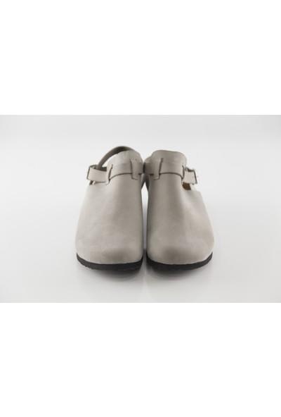 Ballerın'S Letoon Kadın Gri Sandalet