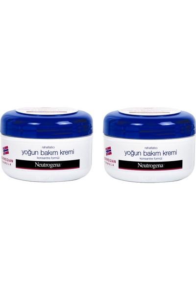 Neutrogena Rahatlatıcı Etkili Yoğun Bakım Kremi 200 ml 2 Li Set