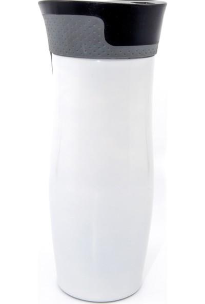 NunPromosyon Paslanmaz Çelik Termos Bardak Mug 450ml