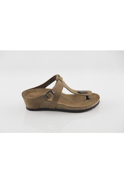 Ballerın'S Alında Kadın Kum Sandalet