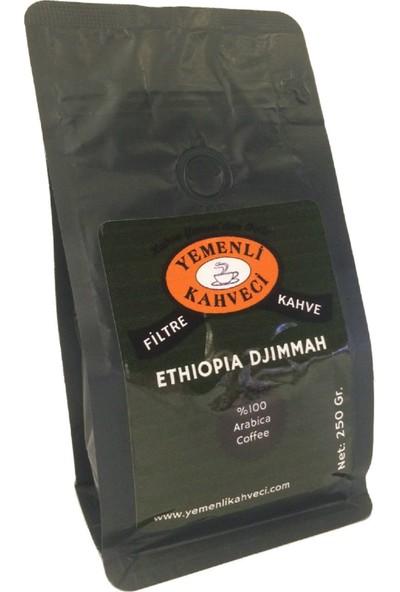 Yemenli Kahveci Etiyopya Filtre Kahve 250 gr