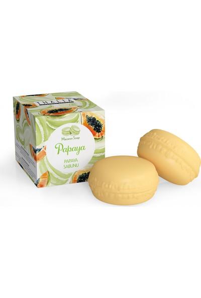 Thalia Papaya Macaron Sabun 100 GR