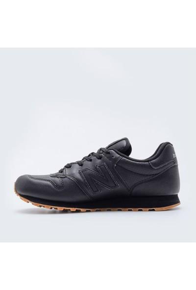 New Balance 500 Kadın Siyah Spor Ayakkabı Gw500Tlb