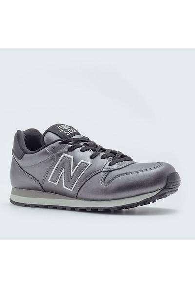 New Balance 500 Kadın Siyah Spor Ayakkabı Gw500Tml