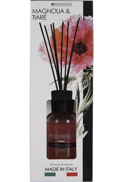 Bosphorus Bambu Çubuklu Oda Kokusu 30 ml,İtalyan Tasarım,Manolya Aromalı