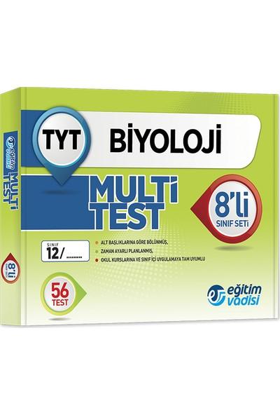 Tyt Multi 8 li Öğrencilik Kutu Test Biyoloji