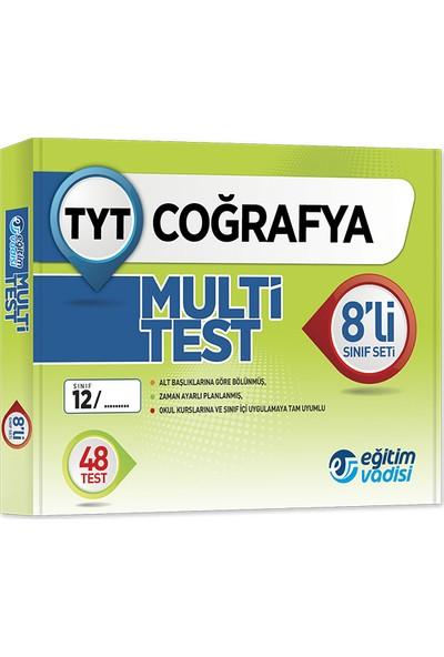 Tyt Multi 8 li Öğrencilik Kutu Test Cografya