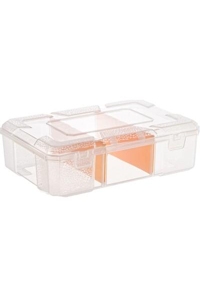 Bölmeli Çok Amaçlı Kutu Elektronik Malzeme Için Kutu