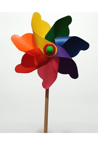 Polingarden Rüzgar Gülü Çap 17.7cm 4 Adetli Paket - Polingarden