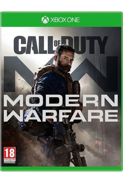 Call Of Duty Modern Warfare Xbox One Oyun