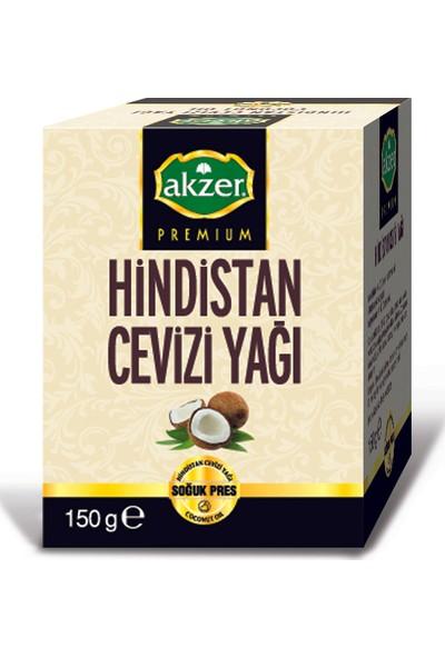 Akzer Hindistan Cevizi Yağı 150 gr
