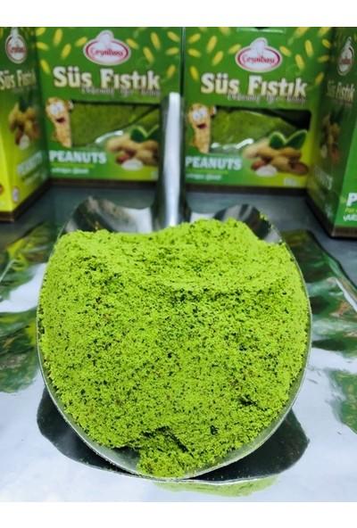 Natural Malatya Yeşil Toz Fıstık Süslemelik 1 kg