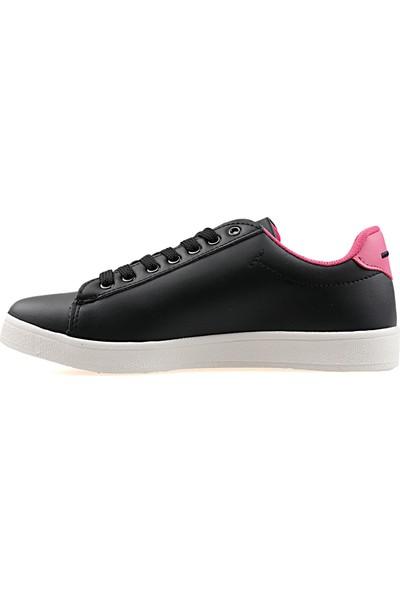 U.S.Polo Assn. Siyah Kadın Günlük Ayakkabı Spor 100417873 9F Franco 9Pr Siyah