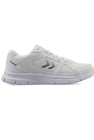 Hummel Beyaz Unisex Günlük Ayakkabı Spor 206751-9001 Hmlcaracas Sneaker