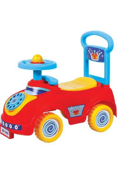 Mgs Oyuncak Ride On Yeni İlk Arabam URT-5494