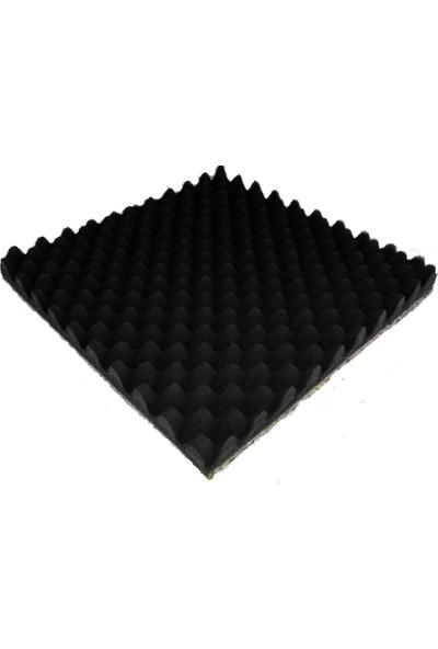 Bant Marketim Ses Yalıtımı + Akustik Düzenleyici Yumurta Sünger 50 x 50 cm