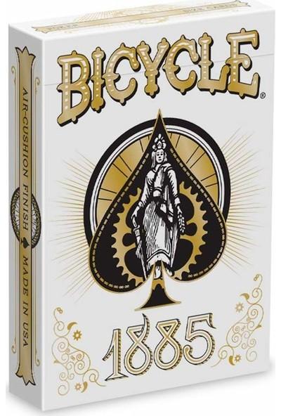 Bicycle 1885 Kartı Koleksiyonluk Oyun Kağıdı Kartları Destesi