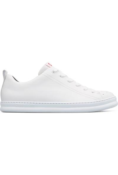 Camper Erkek Günlük Ayakkabı K100226-023 Beyaz Runner Four