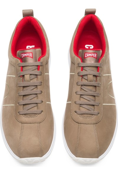 Camper Erkek Günlük Ayakkabı K100499-001 Gri Canica