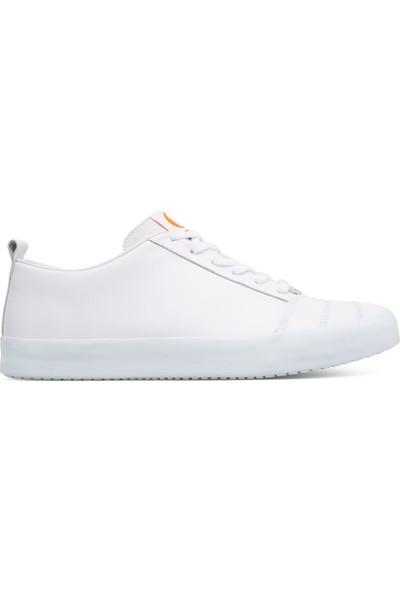 Camper Erkek Günlük Ayakkabı K100519-002 Beyaz İmar Copa