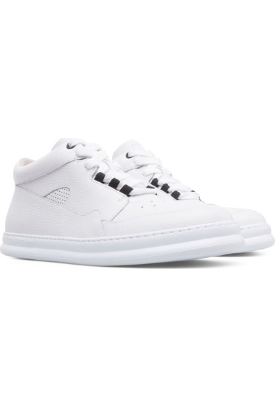 Camper Erkek Günlük Ayakkabı K300274-004 Beyaz Runner Four