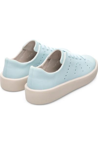 Camper Kadın Günlük Ayakkabı K200945-004 Mavi Courb