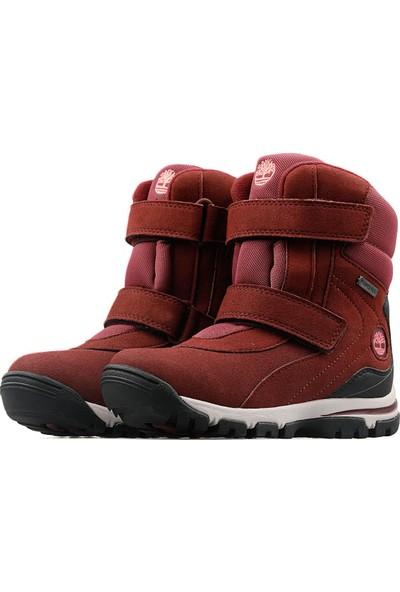 Timberland Kırmızı Çocuk Günlük Ayakkabı Tb0A1U2S6311 Jiminy Peak Snow Boot G