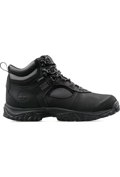 Timberland Siyah Erkek Trekking Bot Ve Ayakkabısı Tb0A1Unw0011 Mt. Major Mid Leather Gtx